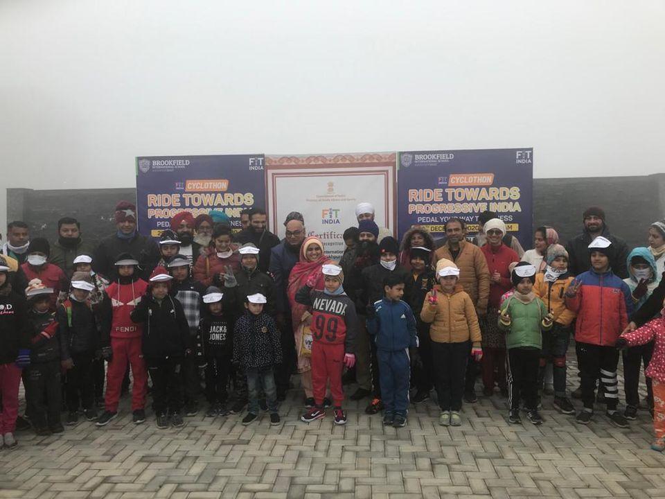 cyclothon Chandigarh 2021